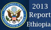 US Bureau of Democracy and  Human Rights - Annual report 2013 on Ethiopia